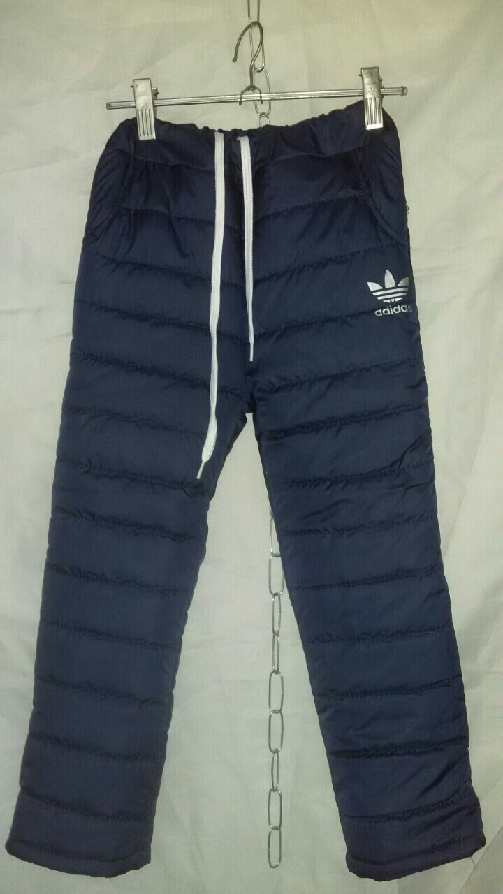 Детские штаны плащевка на флисе с синтипоном оптом 98-116  продажа ... 480e4fc3d9448