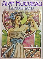 Art Nouveau lenormand / Оракул Арт-Нуво Ленорман