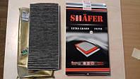 Фильтр салона 9018300418 угольный Volkswagen LT 28, 35, 46 и др. SHÄFER Австрия, фото 1