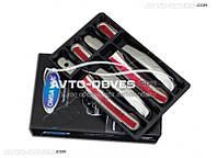 Накладки на ручки открывания дверей для Ford Fusion