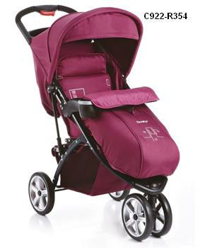 Детская прогулочная коляска Geoby C922, гарантия 6 месяцев