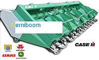 Переоборудование кукурузных жаток КМС-6 и КМС-8 на импортные комбайны