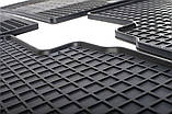 Резиновые коврики в салон BMW 3 (E91) 2005-2011 (STINGRAY), фото 4
