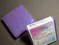 Полимерная глина Lema Metallic, №0310 фиолетовый металлик, 64 г