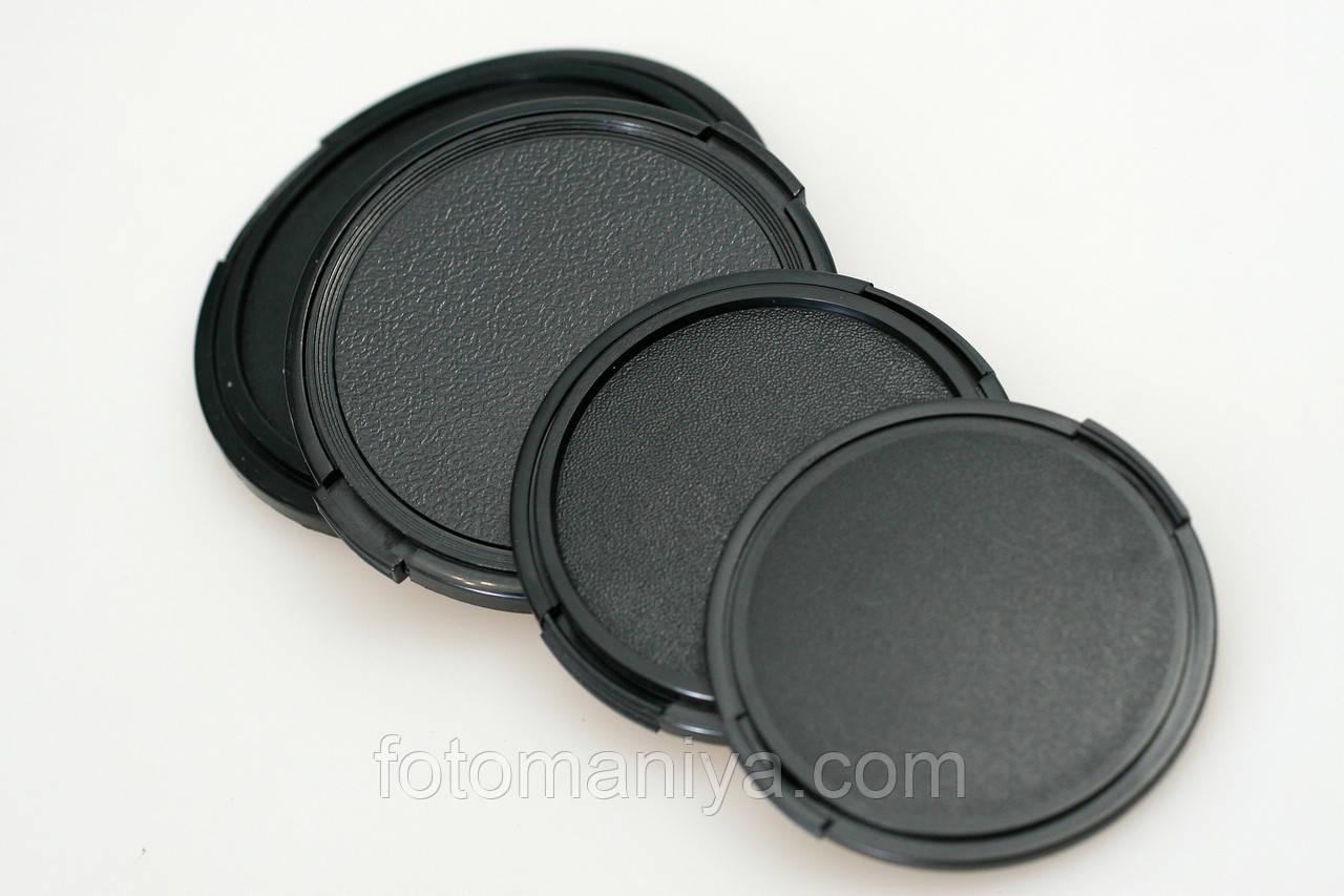 Кришка об єктива (з боковим притиском) 72 mm
