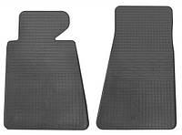 Резиновые передние коврики для BMW 5 (E34) 1988-1995 (STINGRAY)
