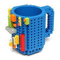 Кружка-конструктор Лего Build-On Brick Mug