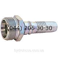 Штуцер, метрическая наружная резьба, Interlock, МSМ, 4423