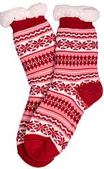 Носки тапочки женские EMI ROSS, р-р 35-38