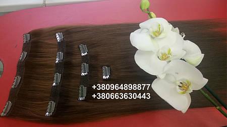 Трессы Накладные волосы Волосы на клипсах зажимах. Изготовление и продажа париков
