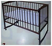 Кроватка детская тм Дубок