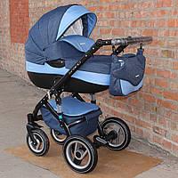 Детская универсальная коляска 2 в 1 Riko Brano 02