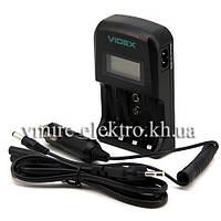 Зарядное устройство Videx VCH-ND400 4х АА/ААА 1х 9V крона , фото 1