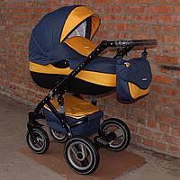 Детская универсальная коляска 2 в 1 Riko Brano 03