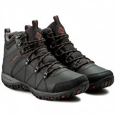 Мужские зимние ботинки Columbia PEAKFREAK VENTURE MID WATERPROOF OMNI-HEAT (BM3991 010)