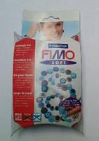 Набор для лепки украшений FIMO Soft Knotted Dots,4шт*25г. 87/8023