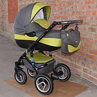 Детская универсальная коляска 2 в 1 Riko Brano 07