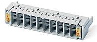 Магазин защиты 2/10 для 3-полюсных газоразрядников для плинтов LSA-Profil /Plus (аналог 6089 2 023-01 KRONE)