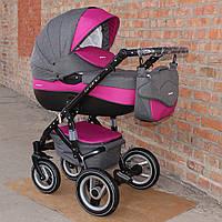 Детская универсальная коляска 2 в 1 Riko Brano 08