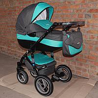 Детская универсальная коляска 2 в 1 Riko Brano 09