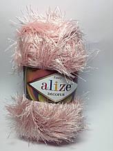 Пряжа decofur Alize (травка)
