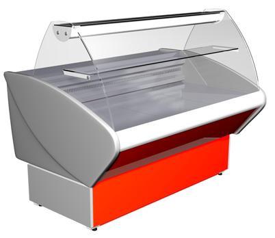 Холодильна вітрина Полюс ВХС-1,2