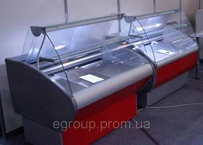 Холодильна вітрина Полюс ВХС-1,2, фото 2