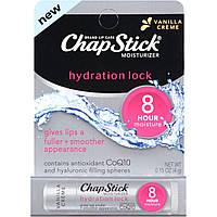 ChapStick Moisturizer Vanilla Creme - Бальзам для губ (Защита от гидратации), 4 г