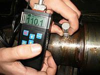 Измерение толщины металла