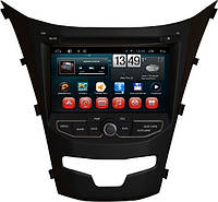 Магнитола SsangYoung SsangYoung Action II / Korando 2013-2014. Kaier KR-7082 Android