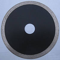 Алмазный Тонкий диск, для резки керамической, плитки Slim-Black 125x1,2/0,8x8x22,23  чистый рез без сколов