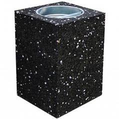 Урна для мусора «Куб» уличная бетонная