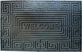 """Коврик резиновый """"Welcome"""" RMR01-4774 (47*74см)"""