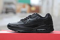 Подростковые кроссовки Nike air max черные