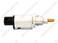 Датчик стопов (лягушка) белый б/у Renault Megane 3 253200005R, 253209243R