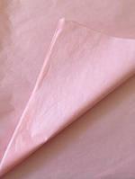 Тишью бумага, 50*70 см, декоративная бумага, светло розовая