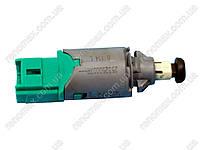 Датчик стопов (лягушка) серо-зеленый б/у Renault Megane 3 253250007R