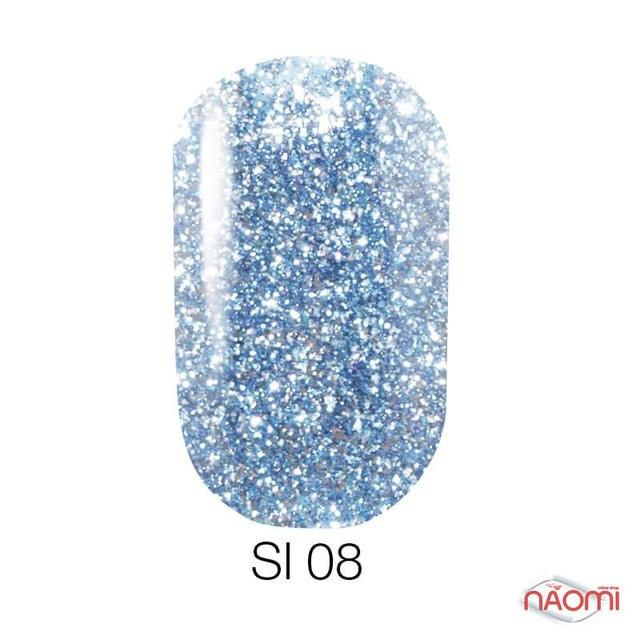 Naomi Self Illuminated гель лак, 6 мл, № SI 08