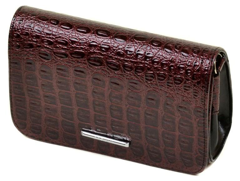 Женская сумочка-клатч эко кожа M 63 210 z-ка brown
