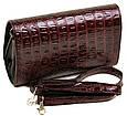 Женская сумочка-клатч эко кожа M 63 210 z-ка brown, фото 2