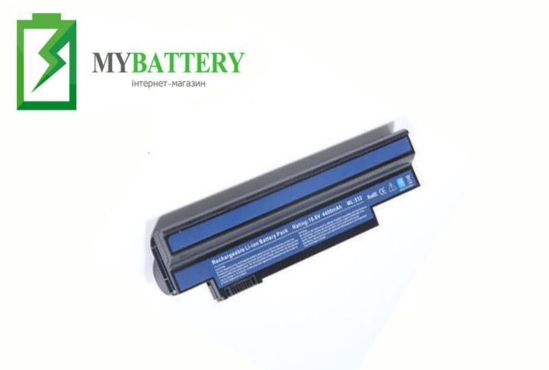 Аккумуляторная батарея Acer UM09G31 UM09H31 UM09H36 UM09H41 UM09G51 ASPIRE ONE AO532G 532H AO533 533 D259