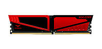 DDR4 4GB/2400 Team T-Force Vulcan Red (TLRED44G2400HC1401)
