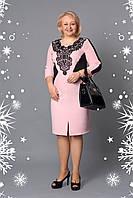 Платье женское батал 263 Платья женские больших размеров