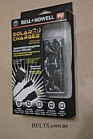 Солнечное зарядное устройство Bell + Howell Solar Charger,  емкость 400 мАч