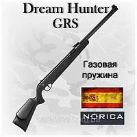 """Norica Dream Hunter GRS - """"мечта охотника"""" с газовой пружиной"""