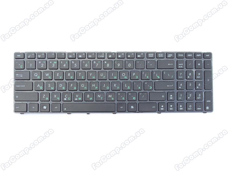Клавиатура для ноутбука ASUS K50, K51, K60, K61, K70, F52, P50, X5
