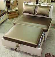 Лавочка Комфорт со спальным местом 120х180см