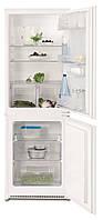 Холодильник с морозильной камерой встраиваемый Electrolux ENN2431AOW