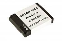 Аккумулятор / батарея / АКБ для камеры GoPro AHDBT-001