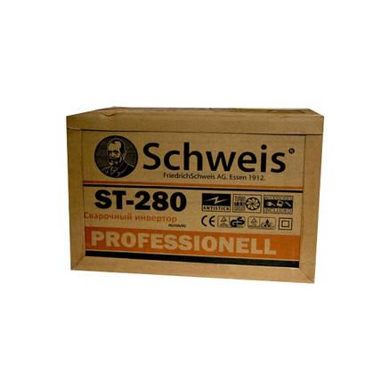 Сварочный инвертор Schweis SТ-280 Professionell, фото 2